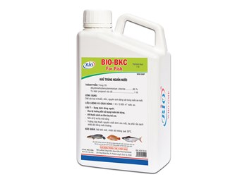 BIO-BKC For Fish