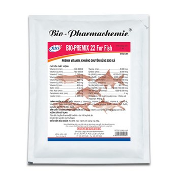 BIO-PREMIX 22 For Fish