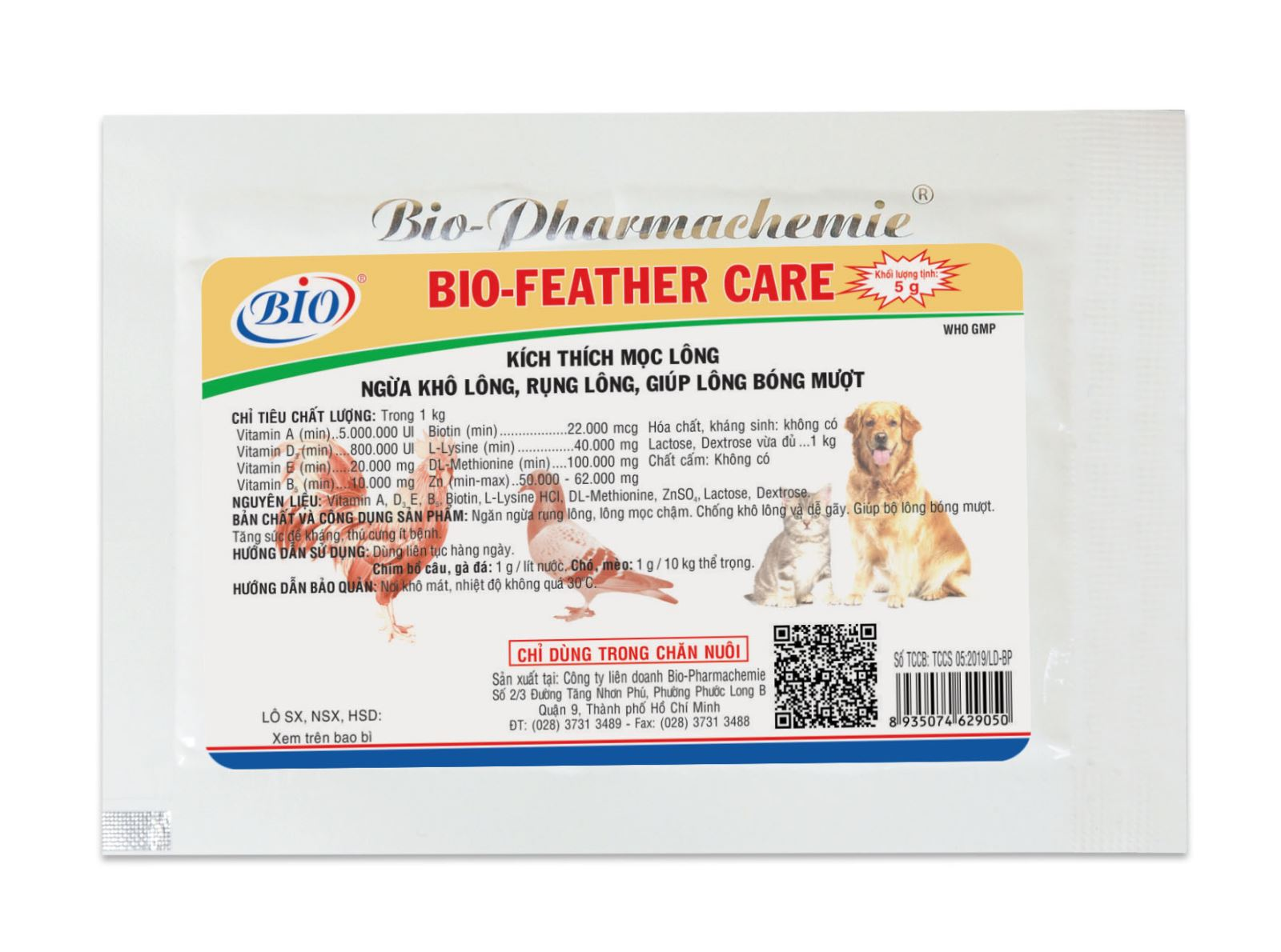 BIO - FEATHER CARE 5G