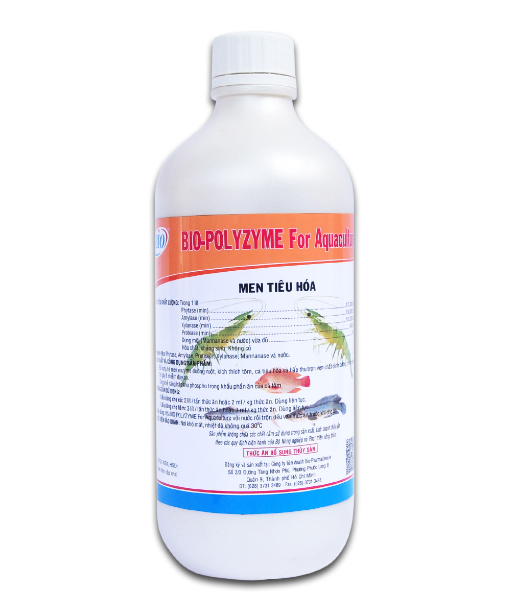 BIO-POLYZYME  For Aquaculture